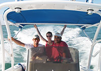 Grand Cayman Boat Rental